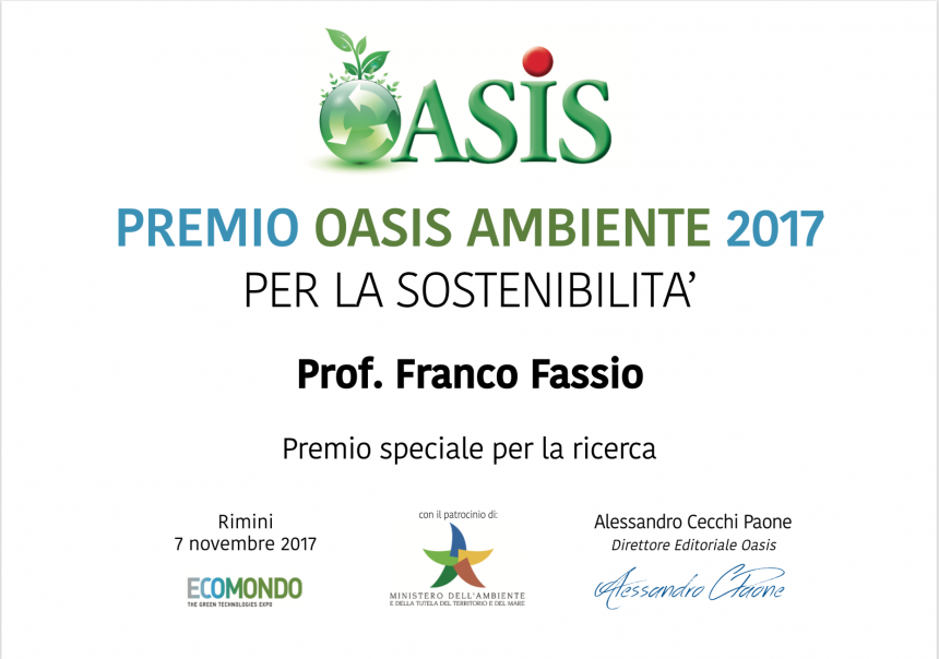 PROF. FRANCO FASSIO